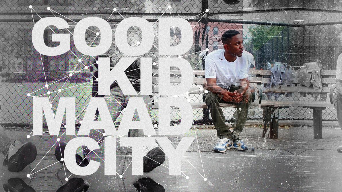 Good Kid Maad City Background