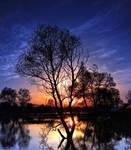 Sunset Mirror