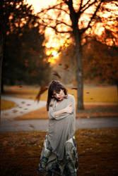 Autumn Leaves II by EvranOzturk