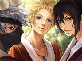 naruto come together by sooj