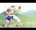 SF_Sakura_Ryu_combo