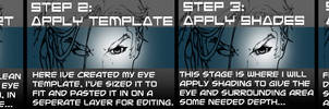 Eye Template Process by FooRay