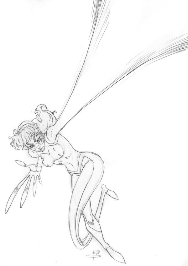 SketchCom: Gum Belle by FooRay on DeviantArt