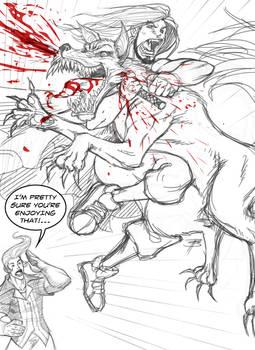 Monster Dog Fight 2012