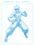 15 4 15: ' Bruce Lee '