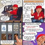 Commissions Comic