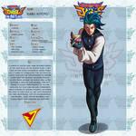 RivalSchoolsID Kabu kiyoto by FooRay