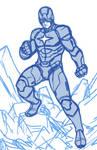 Titan 2.0 Suit Sketch