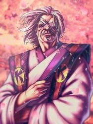 General Fuji Waist up by FooRay