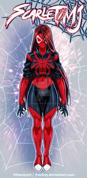Scarlet Spider MJ: Design