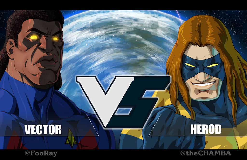 VS collabs: Vector VS Herod