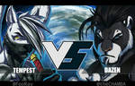 VS collabs: Dazen VS Tempest