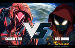 VS collabs: ScarletMJ VS RedHood