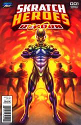 SkratchHeroes Reborn: Super Sentai Nomi by FooRay