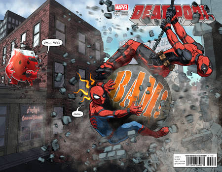 Deadpool: Wrecking ball