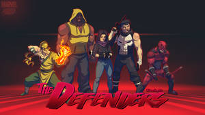 The Defenders: the animated series