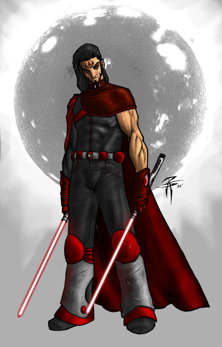 Darth Vulcanus Colorz by FooRay