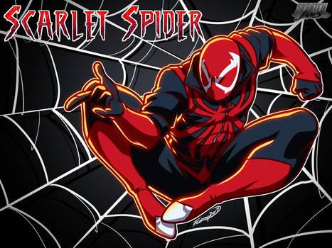 Skratchjams Scarlet Spider 2