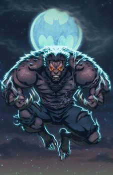 Ace Hannibal Wolf Form