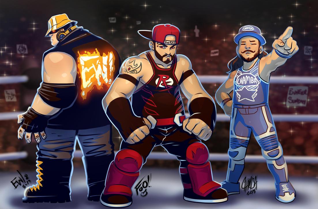 FoO EW Tag Team by FooRay