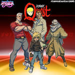 FooRay 2018 Jonny Quest Cast