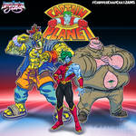 CCC-jams 90s reboot  Captain Planet