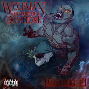 Dlouthetruth WolfMan Cover