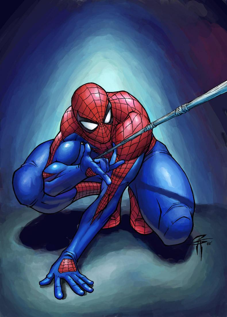 M Spiderman Spider-man:House of M_...