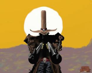 Gunslinger SPAWN by Kaiju1349