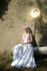 Saori Kido or Athena by Giorgiacosplay