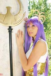 Athena by Giorgiacosplay
