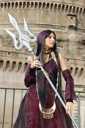 Lady Pandora by Giorgiacosplay
