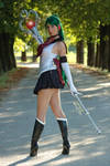 Sailor Pluto and key time