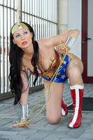 WONDER WOMAN by Giorgiacosplay