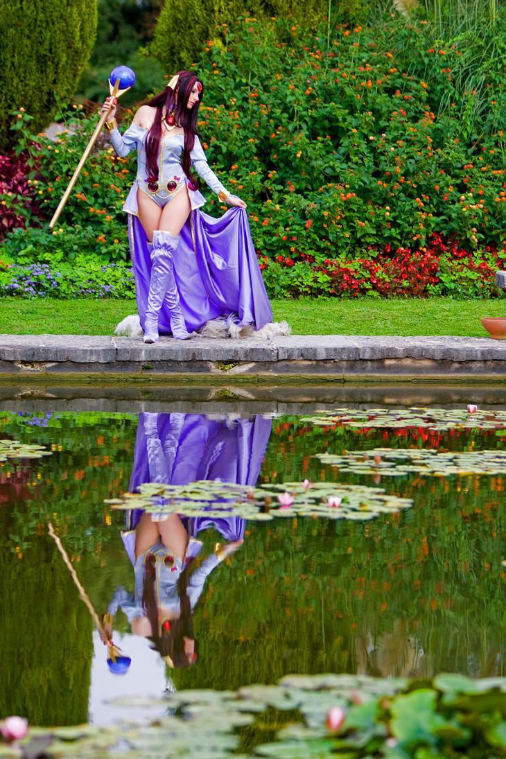 ON THE WATER by Giorgiacosplay