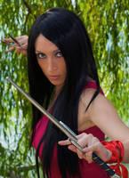 Elektra Nachos by Giorgiacosplay