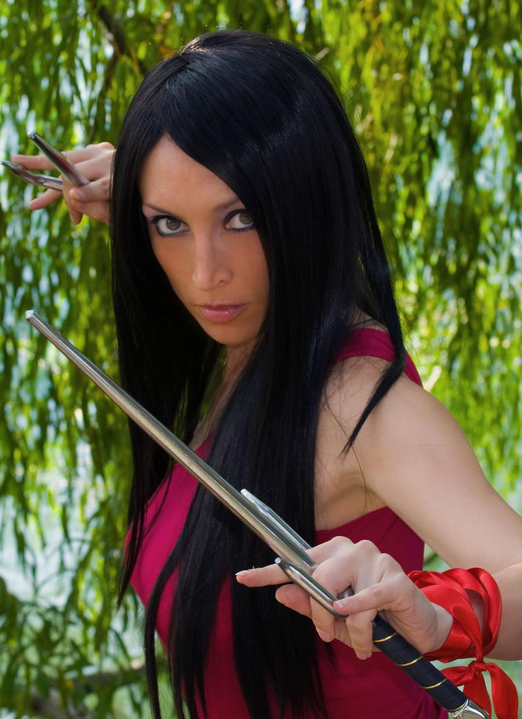 Elektra Nachos by Giorgiacosplay