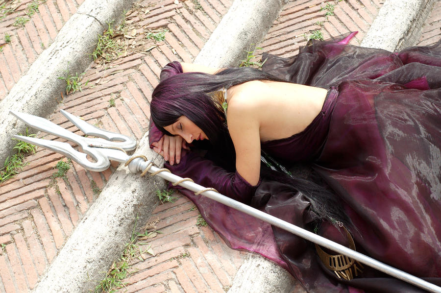 Pandora sleeping by Giorgiacosplay