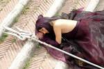 Pandora sleeping