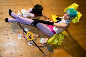 Maho no star Magical Emi by Giorgiacosplay