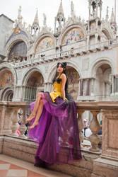 Romantic Luna in Venice by Giorgiacosplay