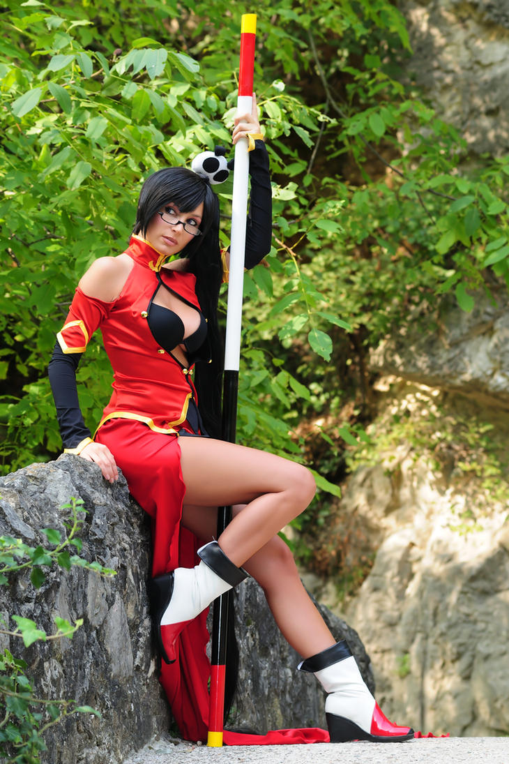 Litchi is waiting for you by Giorgiacosplay
