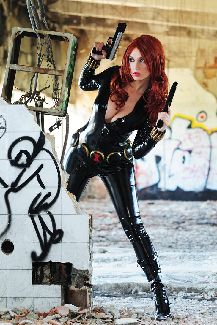 Black Widow by Giorgiacosplay