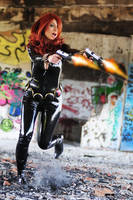 Black Widow - Double Trouble by Giorgiacosplay