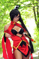 Litchi from Blazblue by Giorgiacosplay
