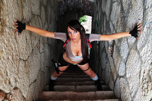 Lara Croft by Giorgiacosplay