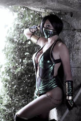 Jade Mortal Kombat by Giorgiacosplay