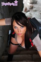 Tomb Raider Lara Croft Legend ..ready to go