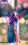 Alcyone Magic Knight Rayeart