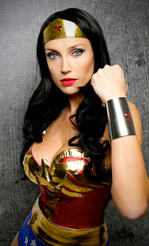 Wonder Woman the power of an amazon